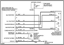 Wiring thump wiring car repair diagrams mitchell 1 diy Standard Electrical Abbreviations at eliteediting.co