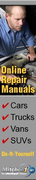 Online Auto Repair Information for the Do-it-Yourselfer
