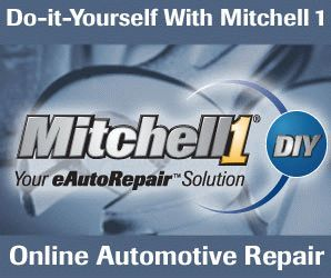 Mitchell Repair Information for the Do-it-Yourselfer