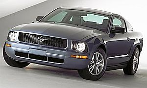 Free Sample Vehicle Ford Mustang Demo